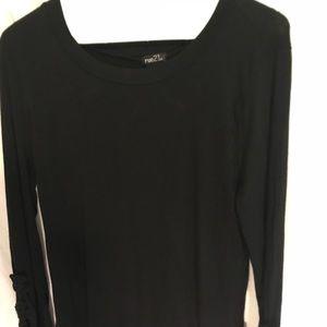 Simple Black Long Sleeve